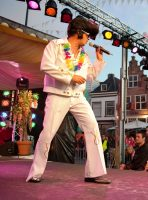 Maurice andreas - Elvis show